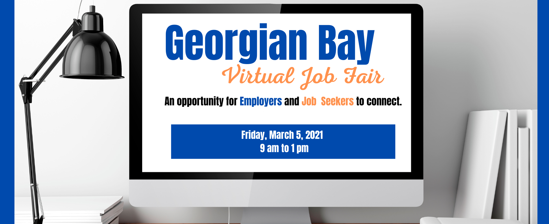 Georgian Bay Virtual Job Fair